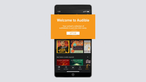 Audible Tutorial - Getting Started (0-00
