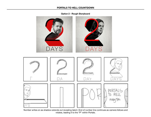 Portals to Hell Instagram Boards