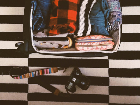 10 things to always pack when you are travelling!