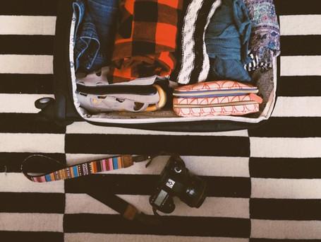 Fazendo as malas: 12 dicas DUO