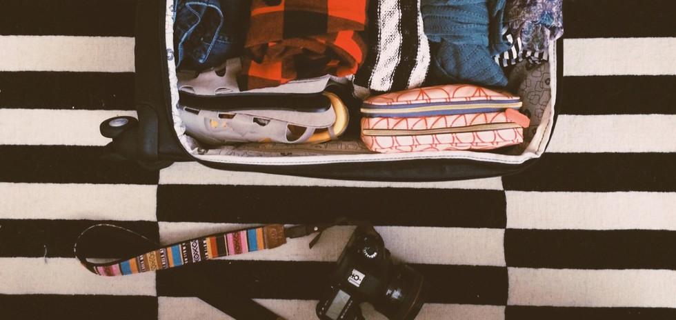 Kostenloser Gepäckraum