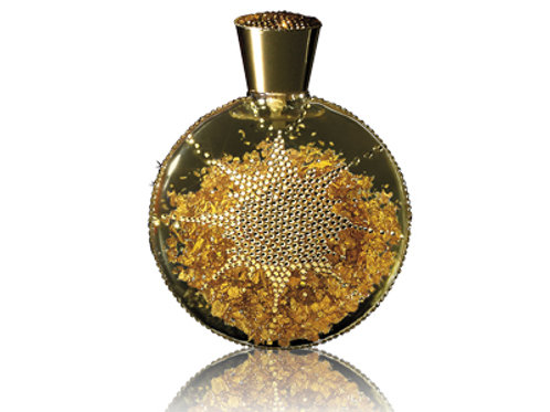 Art & Gold & Perfume- Swarovski
