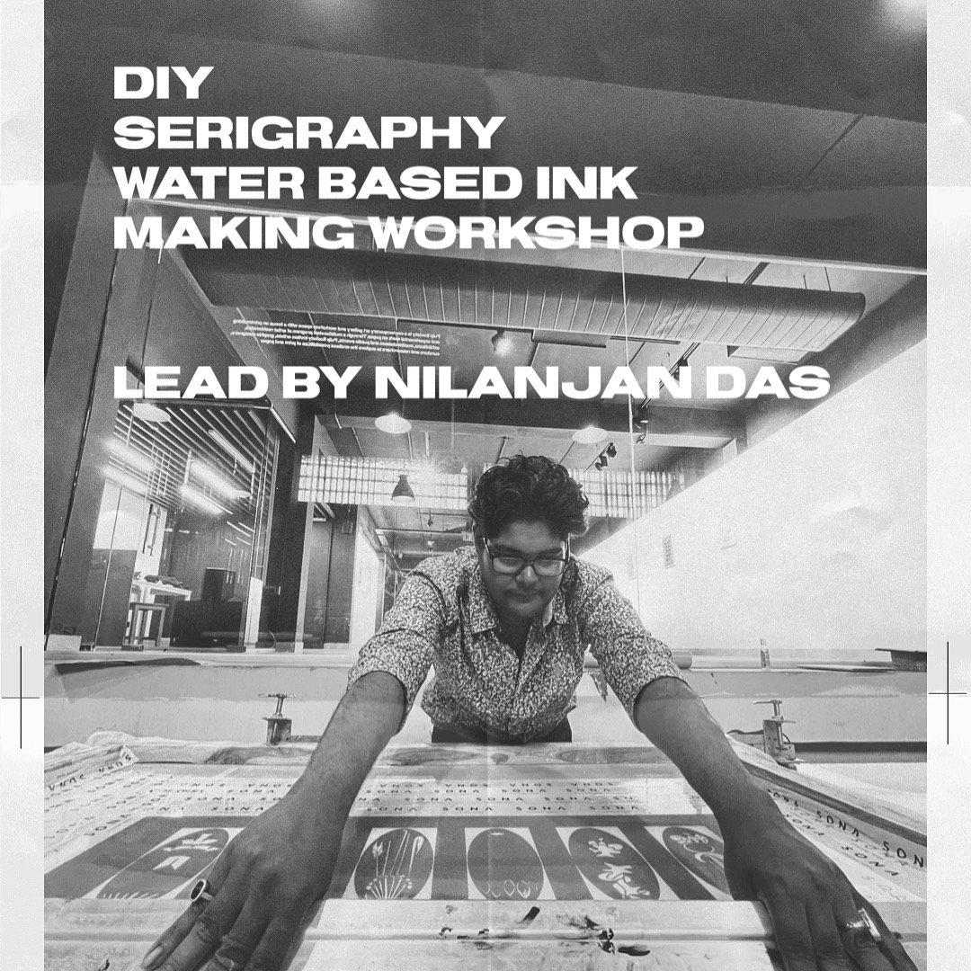 DIY Serigraphy Ink Making Workshop