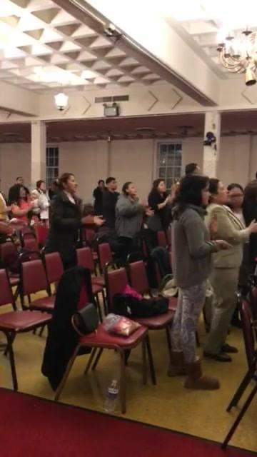Asamblea Renovación Carismática Cristo Rey 16 de febrero 2018