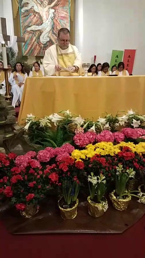 Easter Vigil-Vigilia Pascual, 2018 3/3