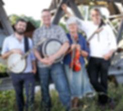 groupe 4 de Trèfle musique irlandaise
