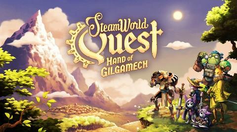 SteamWorld Quest: Hand of Gilgamech Free Download