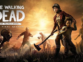 The Walking Dead: The Final Season Free Download (Episode 1-4)