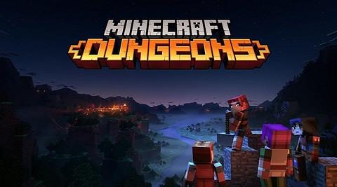 Minecraft Dungeons Free Download
