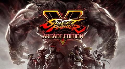 Street Fighter V Arcade Edition Free Download
