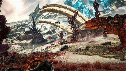 ARK Survival Evolved Extinction