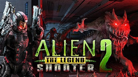 Alien Shooter 2 - The Legend Free Download