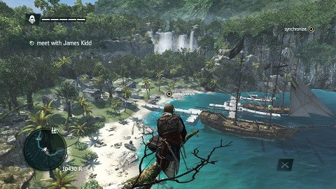 Assassin's Creed 4 Jackdaw Edition