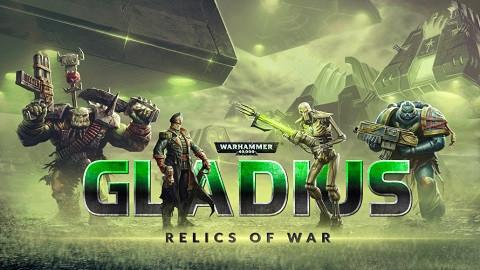 Warhammer 40,000 Gladius Relics of War Free Download