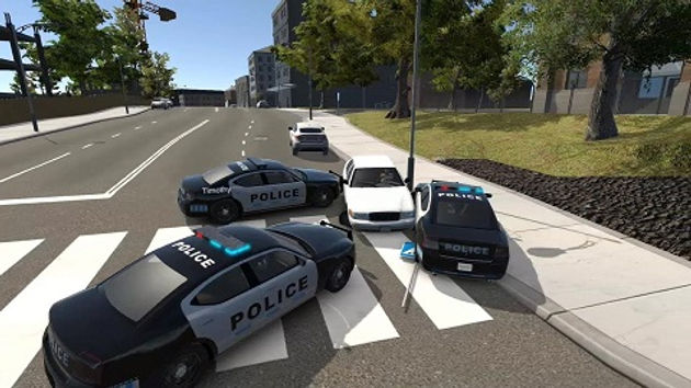 Flashing Lights - Police, Firefighting, Emergency Free Download