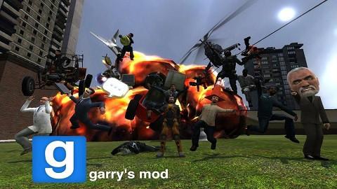 Garry's Mod Free Download