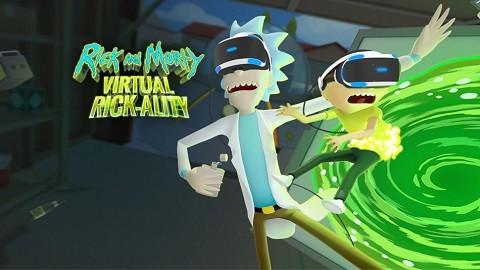 Rick and Morty Virtual Rick-ality Free Download