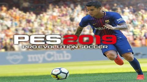 Pro Evolution Soccer 2019 Free Download