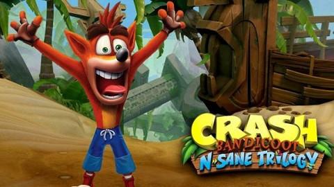 Crash Bandicoot N. Sane Trilogy Free Download