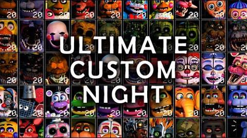 Ultimate Custom Night Free Download