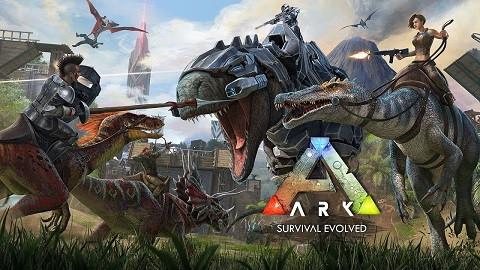 ARK Survival Evolved Free Download