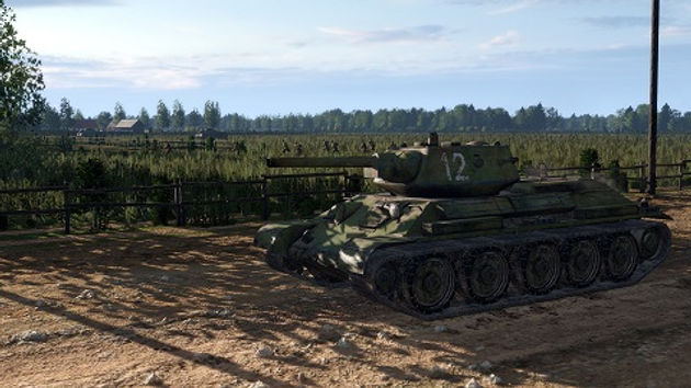 Steel Division 2 Free Download