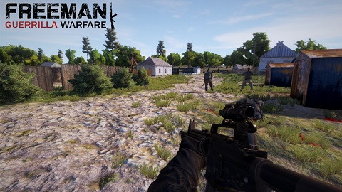 Freeman Guerrilla Warfare Free Download (v0.220)