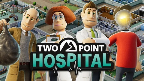 Two Point Hospital Free Download (v1.8.22864)