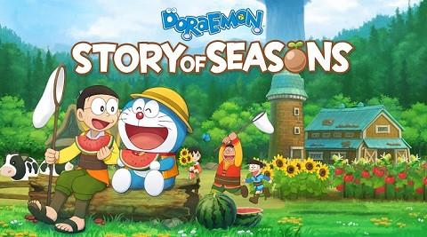 Doraemon Story of Seasons Free Download