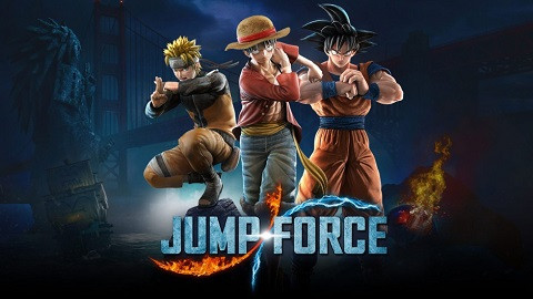 Jump Force Ultimate Edition Free Download