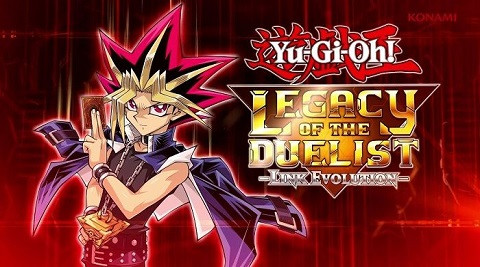 Yu-Gi-Oh! Legacy of the Duelist: Link Evolution Free Download
