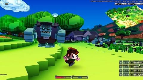 Cube World