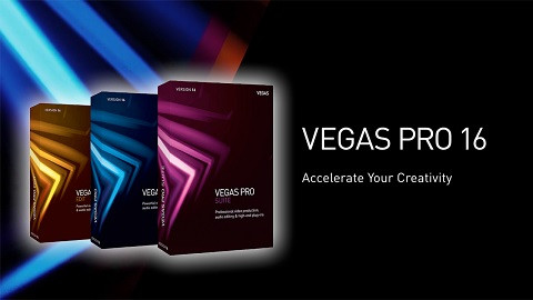 VEGAS Pro 16 Free Download