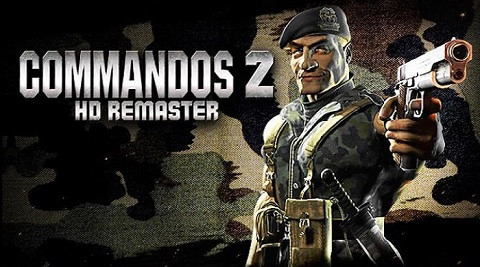 Commandos 2 – HD Remaster Free Download