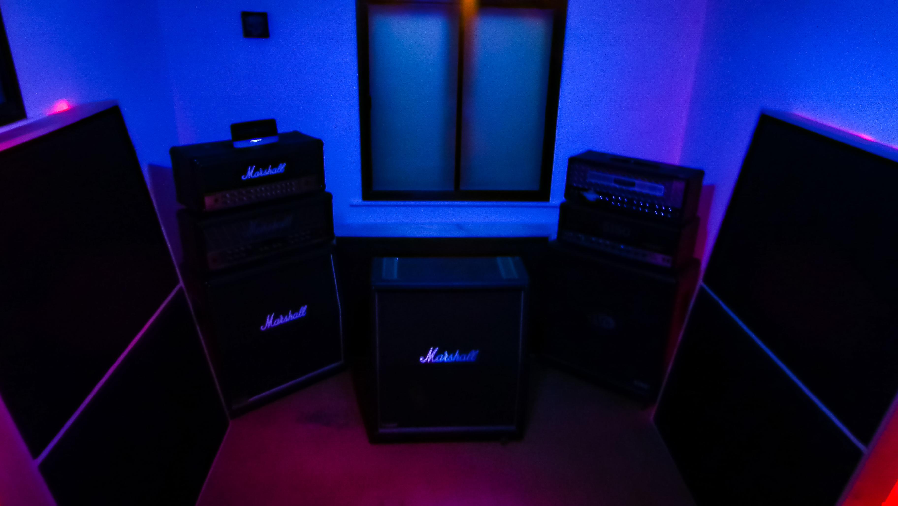 Hellfire Studios live room 3