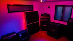 Hellfire Studios cab room