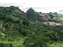 寺本果実園,レモン圃場,金峰山,有明海