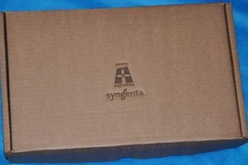 Impressão de logotipo em piroclichê