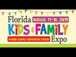 Florida Kids & Family Expo 2019.