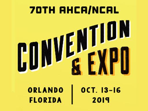AHCA/NCAL Annual Convention