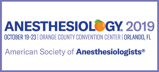Anesthesiology 2019.