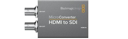 Blackmagic Micro Converter HDMI-SDI