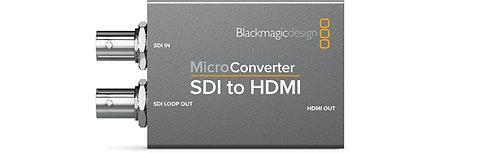 Blackmagic Micro Converter SDI- HDMI