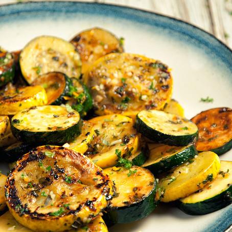 Zucchini Gremolata
