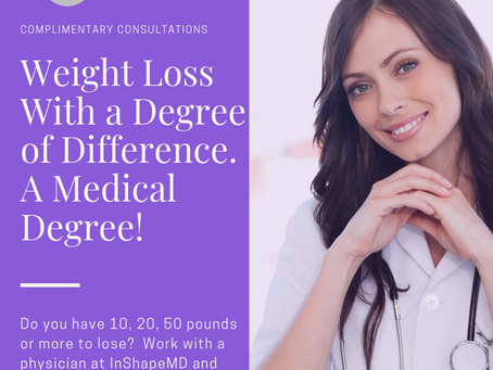 Weight Loss With a Degree of Difference