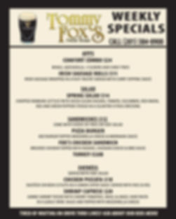 Tommy-Fox's-Weekly-Specials-Updated-June