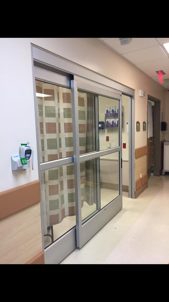 Hospital Slide Doors