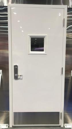 Fiberglass Pass Door