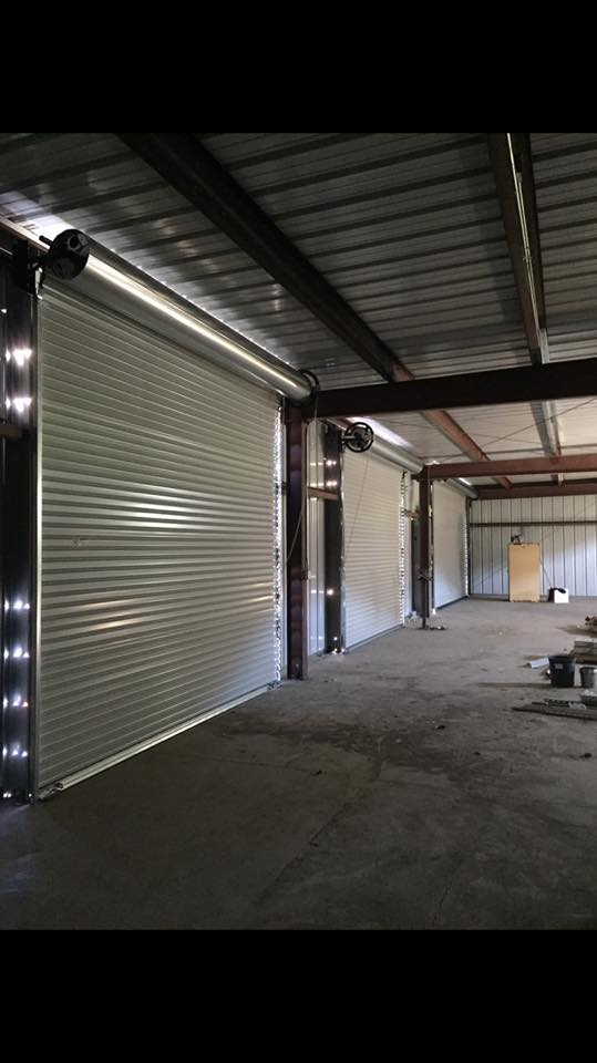 Commercial Door Install