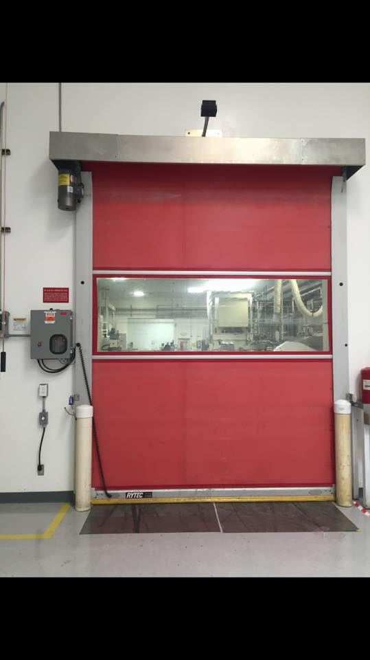 Rytec High Speed Door
